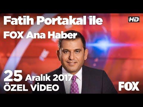 Gemlik KHK ile taşınıyor! 25 Aralık 2017 Fatih Portakal ile FOX Ana Haber