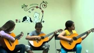 Гитара для детей младшего школьного возраста