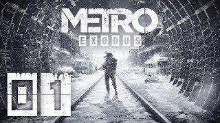 METRO 2035 W JEDNĄ GODZINĘ || Metro Exodus [#1]