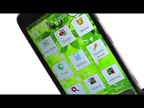 Smartphone für Senioren Doro Liberto 825