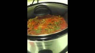 Crockpot Jambalaya Recipe (chicken, Sausage, And Shrimp)