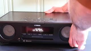yamaha 30W Desktop Audio TSX-B235BL Review