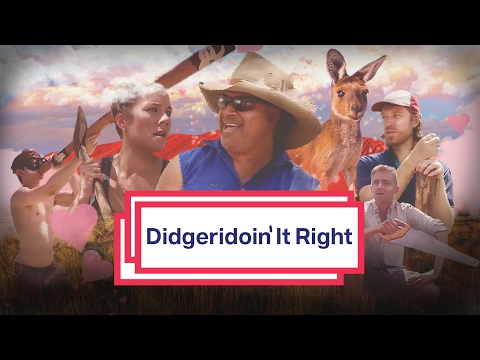 Didgeridoin' It Right // SONG VOYAGE // Australia //