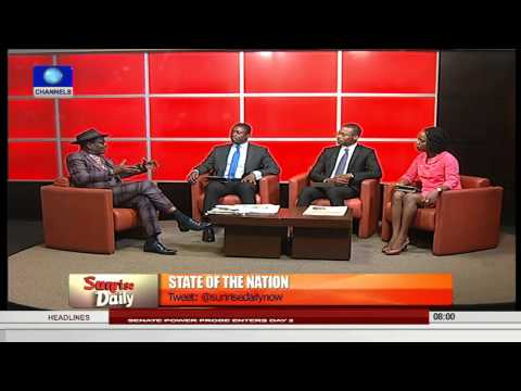 Fighting Corruption:  The Presidency Is Trying To Be Cautious - Agbaje Pt 2      10/09/15