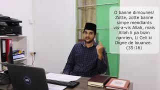 Le but de notre éxistence - #Ramadan   Pt 2