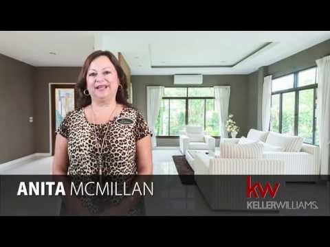 Meet Anita McMillan Real Estate Agent with Keller Williams Realty