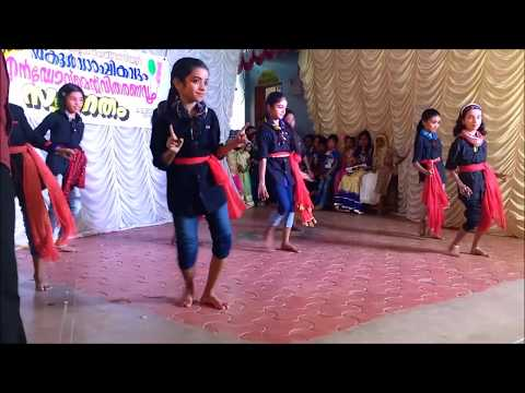 PREMAM | ROCK NA KUTHU SONG | GIRLS STAGE PERFORMANCE |