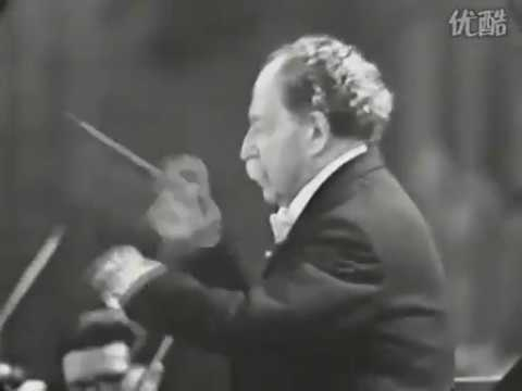 RARE!!! Pierre Monteux conducts Wagner with LSO in Osaka