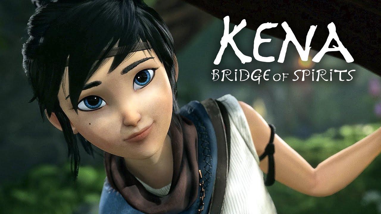 Download KENA BRIDGE OF SPIRITS - O Início de Gameplay no PS5, em Português PT-BR!