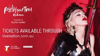 Rebel Heart Tour Behind the Scenes - Moving a tour around the world