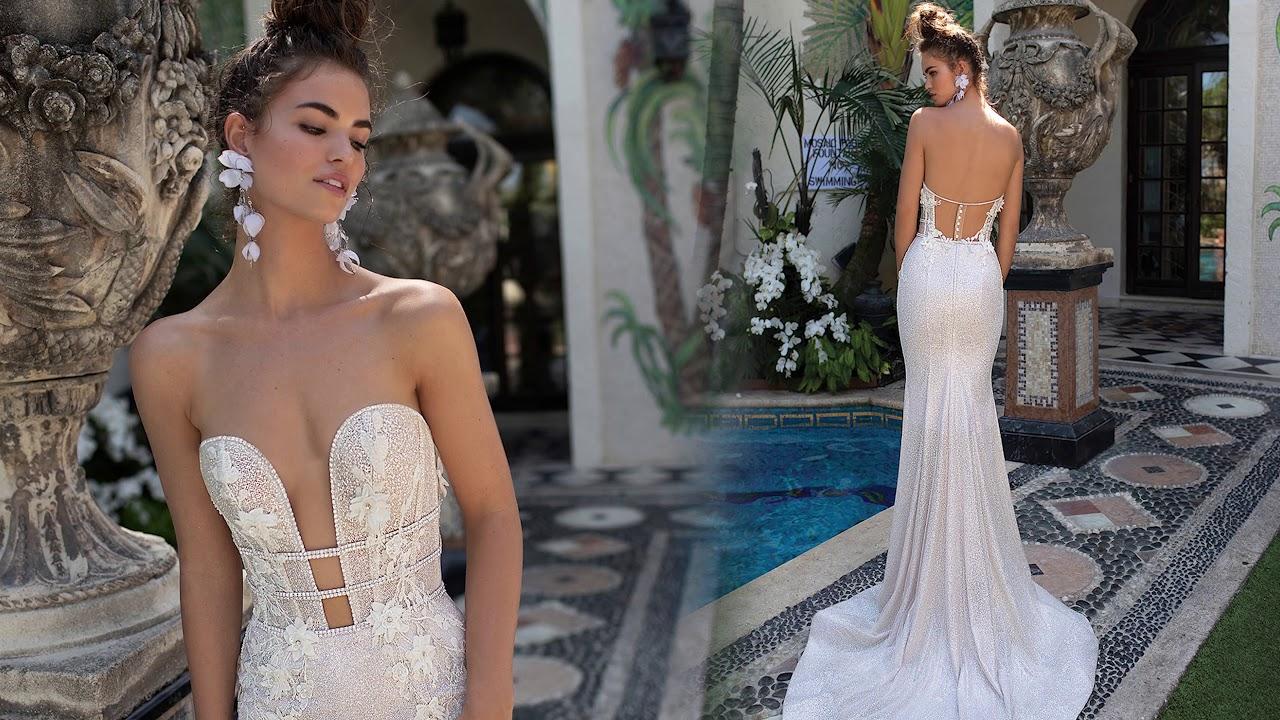 Vestiti Da Sposa Wedding.Berta Bridal 2020 Abiti Da Sposa Youtube