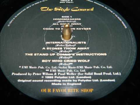 The Style Council - Internationalists