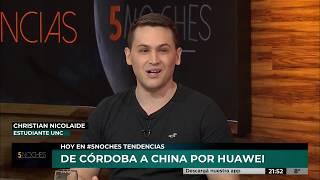 Cuatro estudiantes de Córdoba ganaron una beca en China (parte 2)
