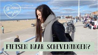 FIETSEN NAAR SCHEVENINGEN? | ikVrouwvanJou.nl