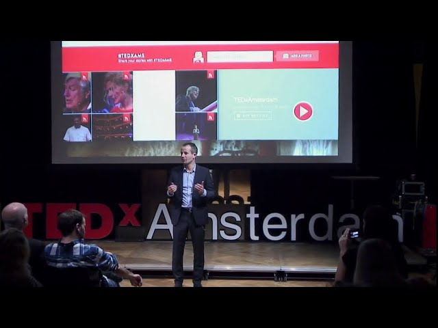 Tedx Amsterdam Power with Integrity