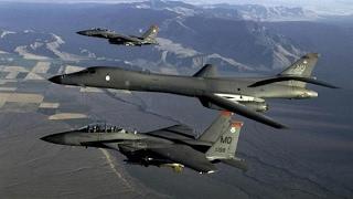 أخبار عربية - قاذفات أمريكية تقتل أكثر من 80 من داعش في ليبيا