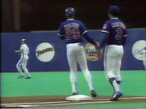 1989 MLB ChIcago NL vs Montreal June 18