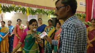 TV 5 Video from Muscat Bathukamma festivals(I created this video with the YouTube Video Editor (http://www.youtube.com/editor), 2016-10-08T16:09:36.000Z)