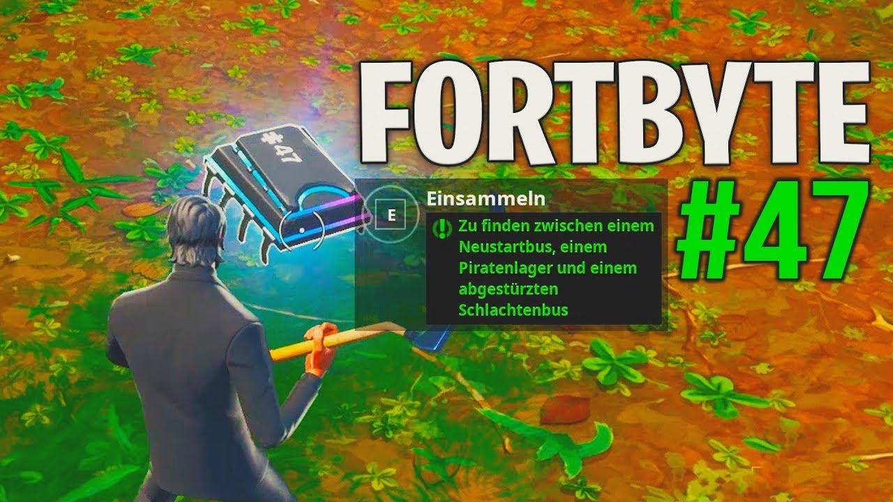 fortnite fortbyte - neustartbus fortnite map