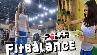 Polar FITBALANCE Arena | versenyek | edzések | óra tesztelés