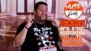 MUSE Kreyol: E106 - Music Association - MICKAEL GUIRAND (VAYB)