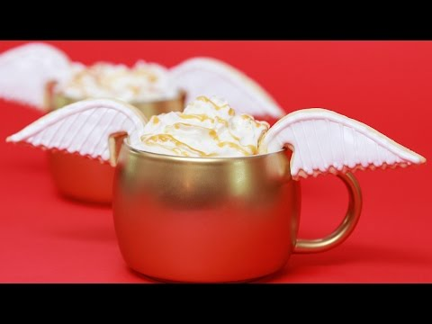 Download GOLDEN SNITCH CARAMEL APPLE CIDER - NERDY NUMMIES Screenshots