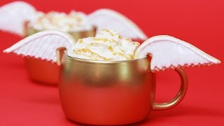GOLDEN SNITCH CARAMEL APPLE CIDER - NERDY NUMMIES Thumbnail