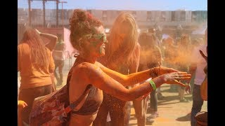 California College of the Arts hosts 2019 Holi Festival - Bella Reeves