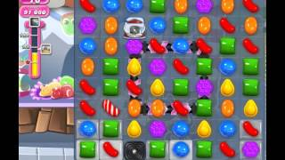 Candy Crush Saga Level 1158 (No booster, 3 Stars)