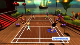 Racket Sports [PS3, Wii]
