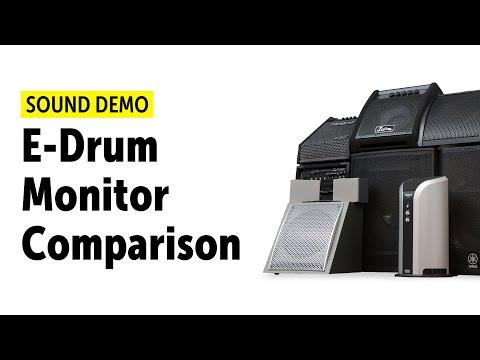 E-Drum Monitor Comparison (shootout) Sound...