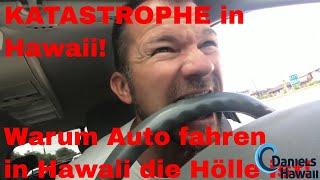 KEIN 🚗 Auto fahren im Hawaii Urlaub - KATASTROPHE!!! ⚠  Warum Du das Auto besser stehen lässt!