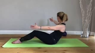 #21 Studio Scoop Pilates   Improver level   Full body #3