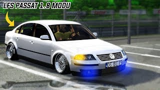 LFS Volkswagen Passat 1.8 MODU FULL+FULL LİNK??