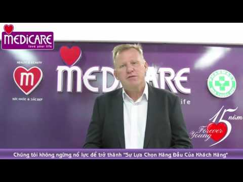 MEDICARE 15 years Anniversary - Thank you from CEO - Mr. Ian Macdonald