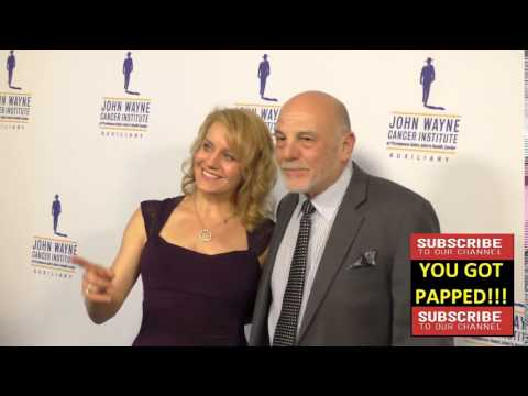 Eileen Grubba and Carmen Argenziano at the John Wayne Cancer Institute's 31st Annual Odyssey Ball at