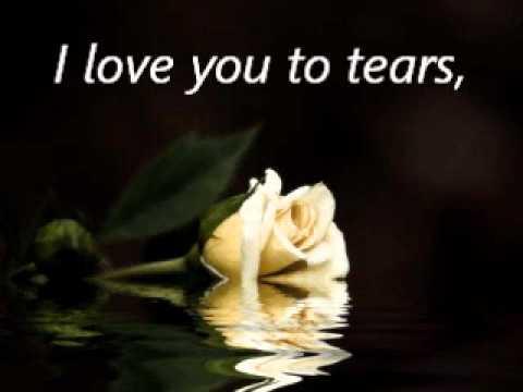"""Александр Серов - Я люблю тебя до слез.""""Love You to Tears"""""""
