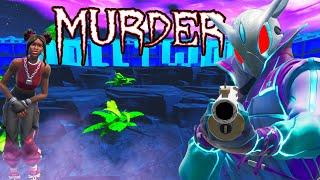 Mörder in Hollywood! | Fortnite Mörder Modus!