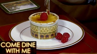 Charlene & Judith's Crème Brule Impresses Everyone | Come Dine With Me