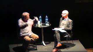 Slavoj Žižek in Conversation with Jonathan Derbyshire at Central Saint Martins