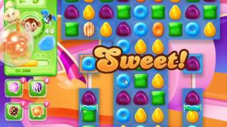 Candy Crush Jelly Saga Level 807 - NO BOOSTERS