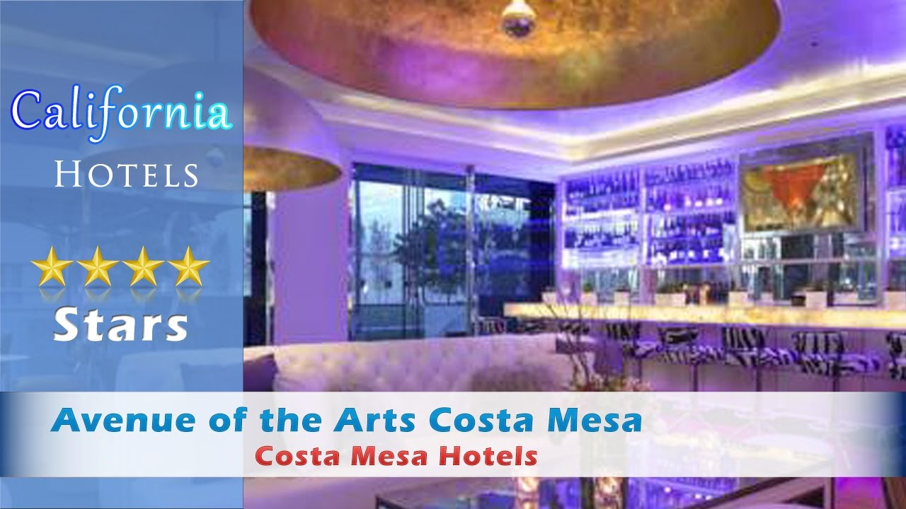 Avenue Of The Arts Costa Mesa Tribute Portfolio By Starwood Hotels California