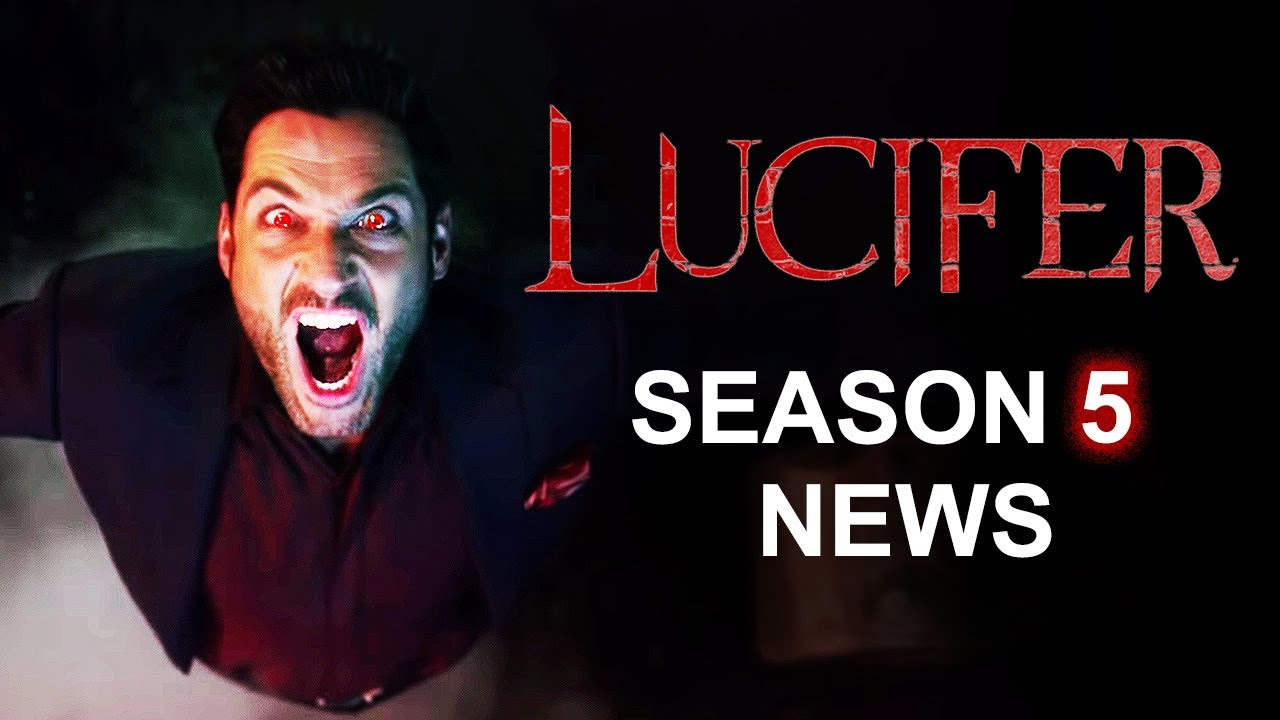 Lucifer Season 5 What We Know Youtube
