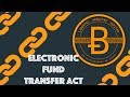 Electronic Fund Transfer Act [Blockchain & Cryptocurrency (Bitcoin, Ethereum)]