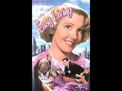 *Easy Living* - Jean Arthur, Ray Milland, Edward Arnold (1937)