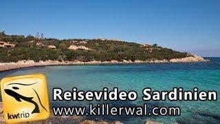 Reisereportage Sardinien & Costa Smeralda - kwtrip 20 Urlaubsvideo Dokumentation über Urlaub & Reise