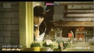 yong iu k will my heart is beating vietsub kara