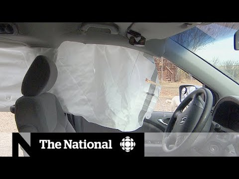 Why are some airbags going off for no reason? | Go Public