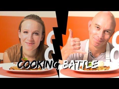 Cooking battle #5 : Emma vs Pascal