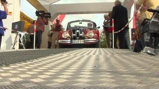 Oldtimer-Rallye durch Berlin und Brandenburg